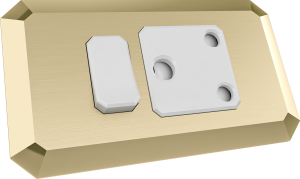 Brass Plate 02